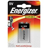 Image of Energizer Max 9V/552 Battery