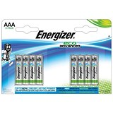 Image of Energizer Eco Advance Batteries / AAA/E92 / Pack of 8