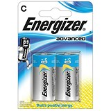 Energizer Eco Advanced Batteries / C/E93 / Pack of 2