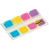Image of Post-it Strong Index Flags / 4x10mm / Pack of 40