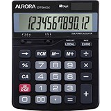 Image of Aurora Semi Desk Calculator