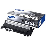Image of Samsung CLT-K404S Black Laser Toner Cartridge