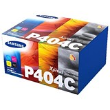Image of Samsung CLT-P404C Colour Pack - Black/Cyan/Magenta/Yellow