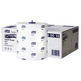 Tork Premium Hand Towel Rolls / 2-Ply / 100m / White / Pack of 6