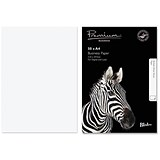 Blake Premium A4 Paper / Brilliant White / 120gsm / 50 Sheets