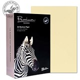 Image of Blake Premium A4 Paper / Wove Finish / Cream / 120gsm / Ream (500 Sheets)