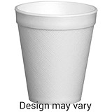 Image of Foam Insulated Cup / 7oz / White / Pack of 25