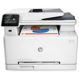 Image of HP Colour Laserjet Pro M277dw Multifunction Printer