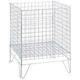 Image of Dump Bin Flat / Folding Steel / 24x24inch