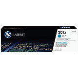 Image of HP 201X Cyan High Yield Laserjet Toner Cartridge