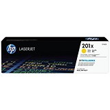 Image of HP 201X Yellow High Yield Laserjet Toner Cartridge