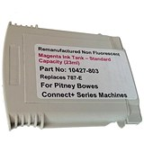 Totalpost Compatible Magenta Franking Inkjet Cartridge for Pitney Bowes ConnectPlus Series (Ref 10427-803)