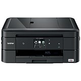 Image of Brother MFCJ880DW Multifunction Inkjet Printer