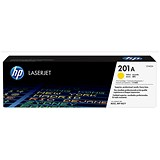 Image of HP 201A Yellow LaserJet Toner Cartridge