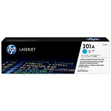 Image of HP 201A Cyan LaserJet Toner Cartridge