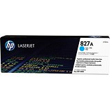 Image of HP 827A Cyan LaserJet Toner Cartridge