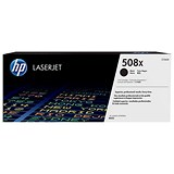 Image of HP 508X Black LaserJet Toner Cartridge