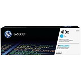 Image of Hewlett Packard [HP] 410X Toner Cartridge Cyan Ref CF411X