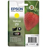 Epson No. 29 Yellow InkJet Cartridge