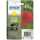 Epson No. 29XL Yellow InkJet Cartridge