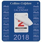 Image of Collins 2018 Daily Block Tear Off Day of the Year Calendar