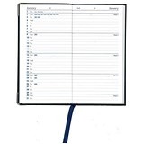 Image of Collins Pocket Diary / Month to View / Slim / Black