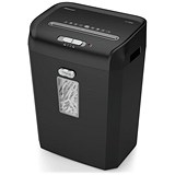 Rexel Promax REX823 Personal Shredder Cross Cut 23 Litres P-4