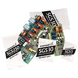 Image of Silica Gel Sachets / 1g / White / Pack of 500