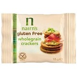 Nairns Gluten Free Wholegrain Crackers - 60 x 18g Packs