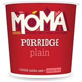 Image of Moma Plain Porridge Pot / Gluten Free / Pack of 12