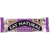 Eat Natural Energy Bar / Brazil Nuts, Sultanas, Almonds, Peanuts, Hazelnuts / Pack of 12 (50g)