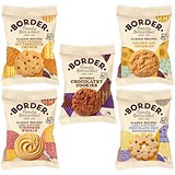 Image of Border Mini Twin Pack Biscuits / 5 Varieties / Box of 100 Packs