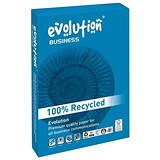 Image of Business Evolution A3 Recycled Paper / White / 90gsm / Ream (500 Sheets)