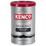 Image of Kenco Millicano Coffee Wholebean Instant Dark Roast - 100g
