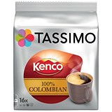 Tassimo Colombian Coffee - Pack of 5