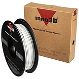 Image of Inno3D PLA Filament for 3D Printer 1.75x200mm 0.5kg White Ref 3DPFP175WH05