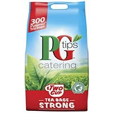 PG Tips Strong Tea Bags / Pyramid / Pack of 300
