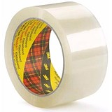 Image of Scotch Packaging Tape / Medium-duty / Printable / Clear / Pack of 36 Rolls