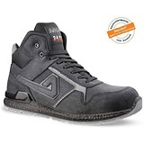 Aimont Kanye Safety Boots / Size 6 / Black