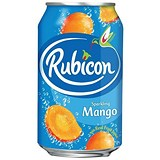 Rubicon Mango - 24 x 330ml Cans