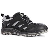 Image of Rockfall Maine Trainer / Size 12 / Black & silver