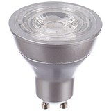 Image of GE Bulb LED 5.5Watt 420Lumens GU10 Dimmable 35Degree Beam Angle CCT 4000K Cool White Ref 84622