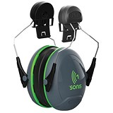 Image of JSP Sonis 1 Ear Defenders / Low Attenuation / Helmet-mounted