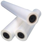 Image of GBC Laminating Film Roll / For Ultima 65 / 150 Micron / 305mmx75m / Pack of 2