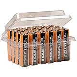 Image of Duracell Batteries Alkaline AAA Tub Ref AAADURB24T [Pack 24]