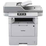 Image of Brother MFC-L900DW Multifunctional Mono Laser Printer 50ppm WiFi Duplex Touchscreen Ref MFCL6900DWZU1