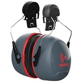Image of JSP Sonis 3 Ear Defenders / High Attenuation / Helmet-mounted