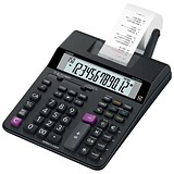 Image of Casio HR-200RCE Printing Calculator 13 digit Display Black Ref HR-200RCE