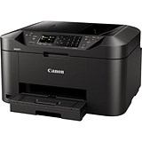 Image of Canon Maxify MB2155 Colour Inkjet Multifunction Printer WiFi 13ipm Black Ref 0959C028AA