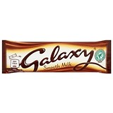 Image of Galaxy Milk Chocolate Bar / 42g / Pack of 24